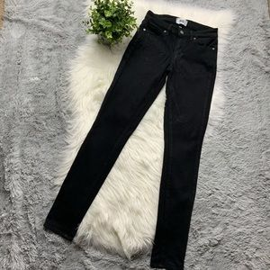 PAIGE Ultra Skinny (Black Overdye Wash)